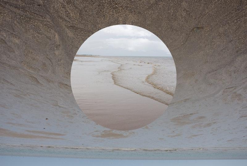 Beach by Rebecca Faulconbridge, Nottingham College
