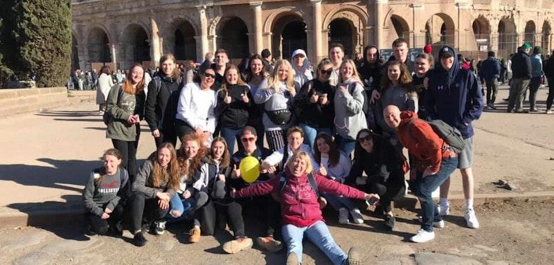 Eramus Sport Rome