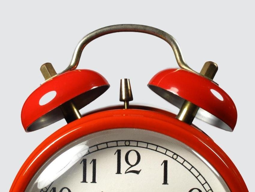 Alarm Clock Small