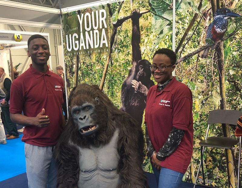 Travel Uganda Landscape