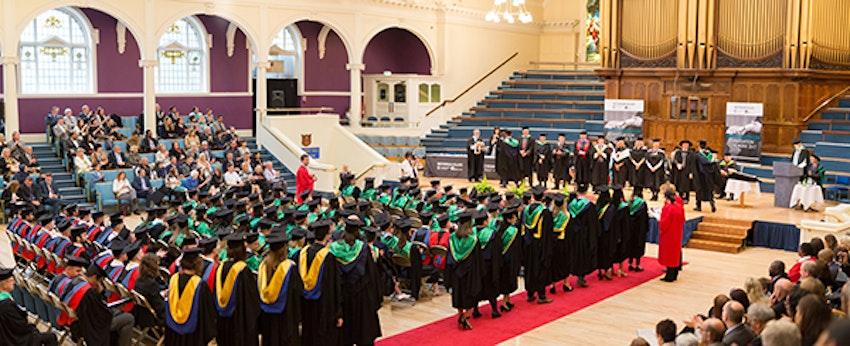 He Graduation Ceremony 2017