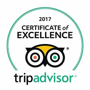 Tripadvisor 2017Excellence
