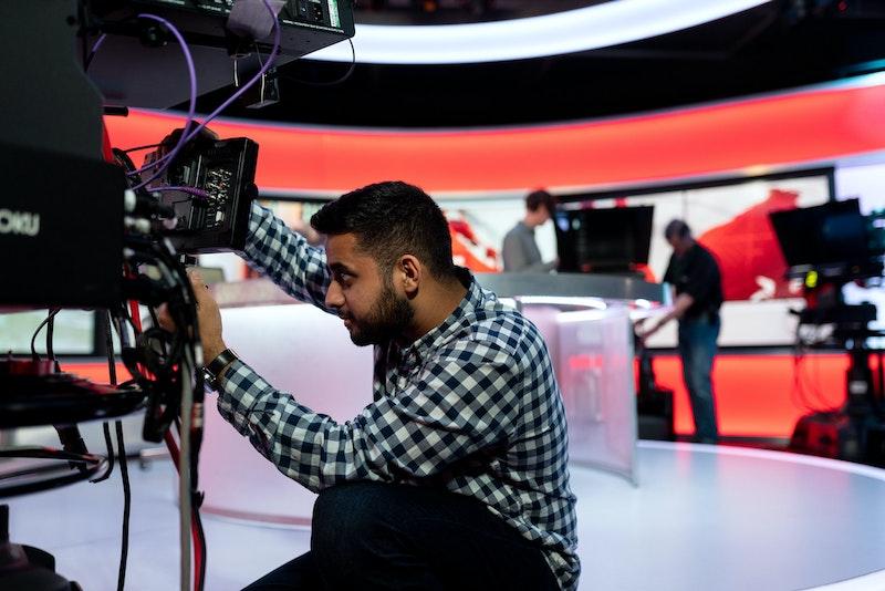 Broadcast engineer