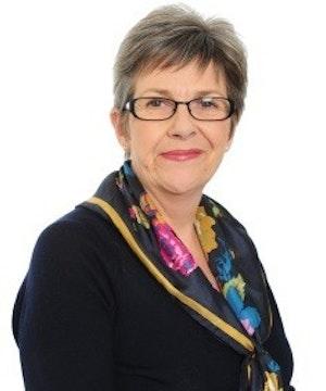 Headshot of Carole Thorogood