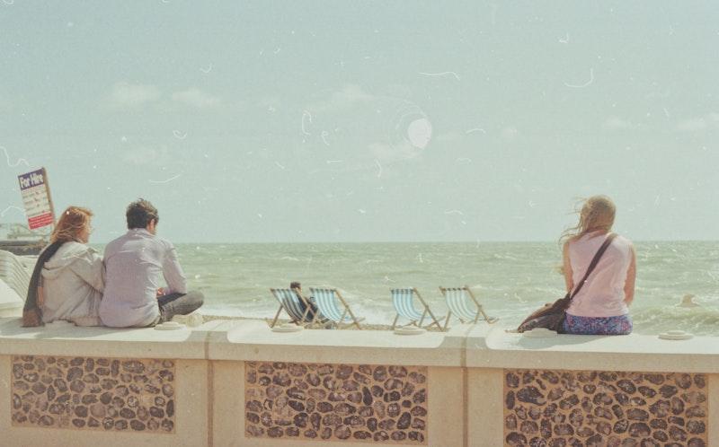 Katie Searcy, Beach