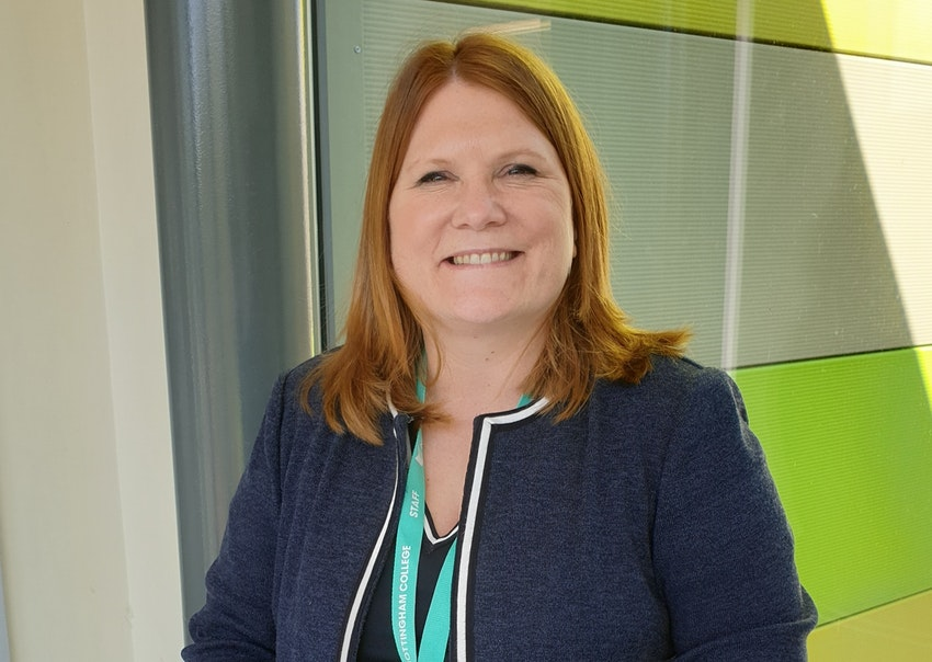 Lisa Wilson, Group Director of Apprenticeships and Employer Services