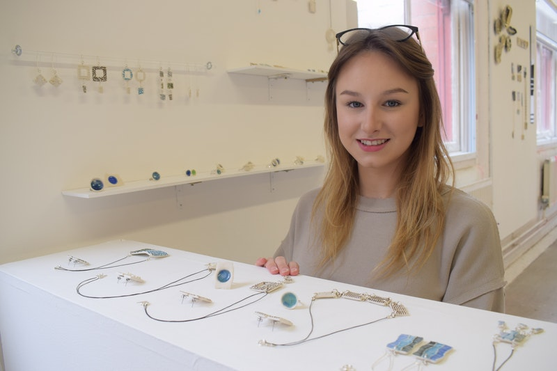 Morgan Wills Access Art Design Fashion