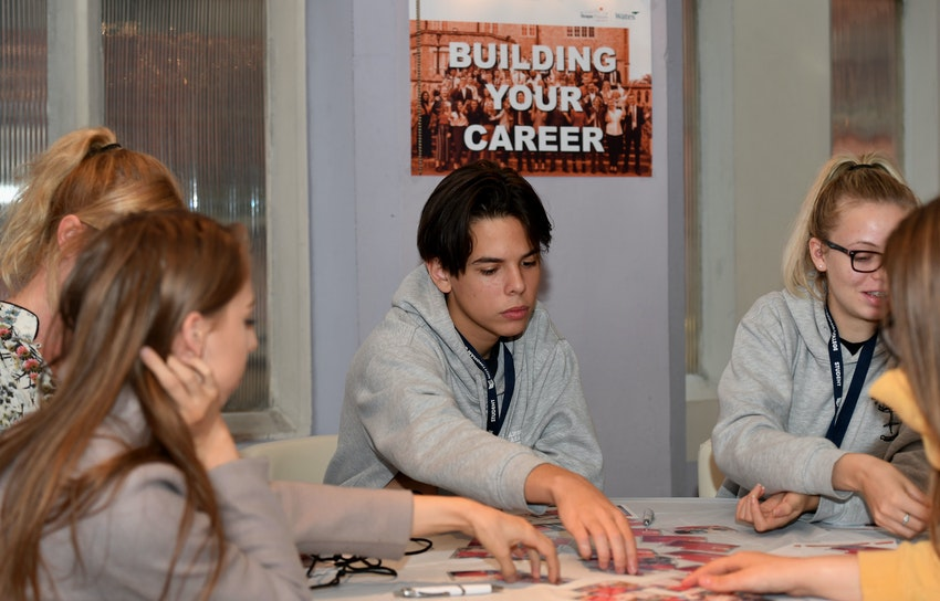 Building your Career event