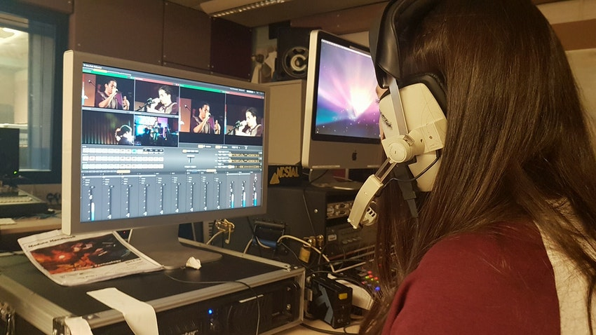 A snapshot of Music Expo 2018's live TV shows