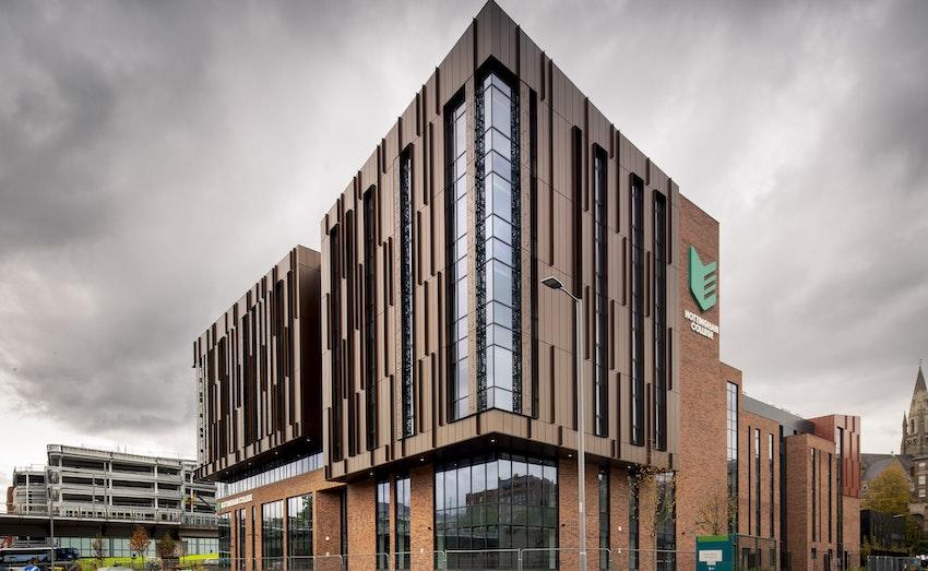 Nottingham City Hub 50