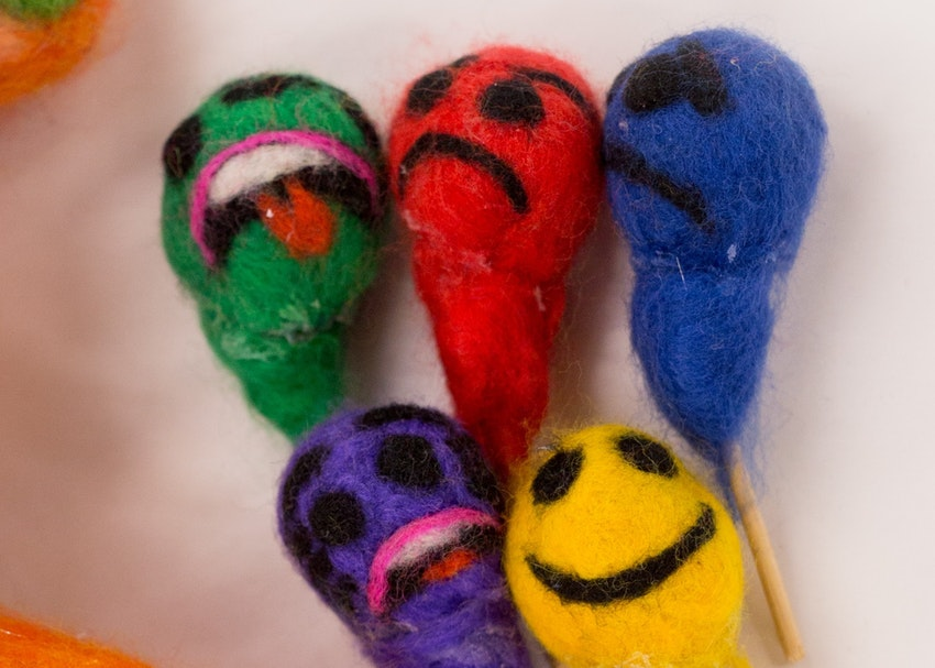 Emotion Lollipops